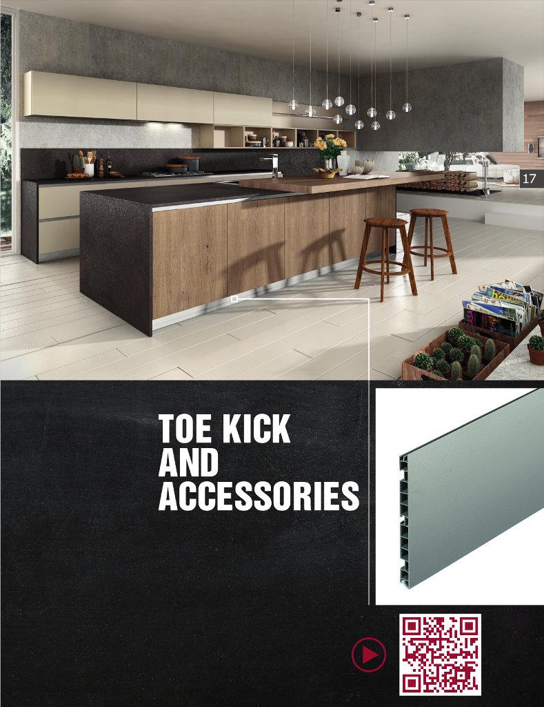 Cabinet Toe Kick - Scilm America