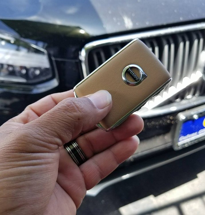 Valet Car Key
