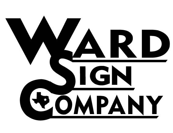 Ward Sign Company