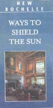 Ways to Shield the Sun Article