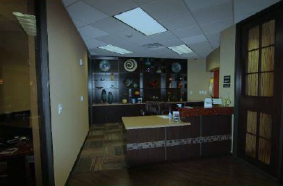 Reception Area in Dentist Office||||