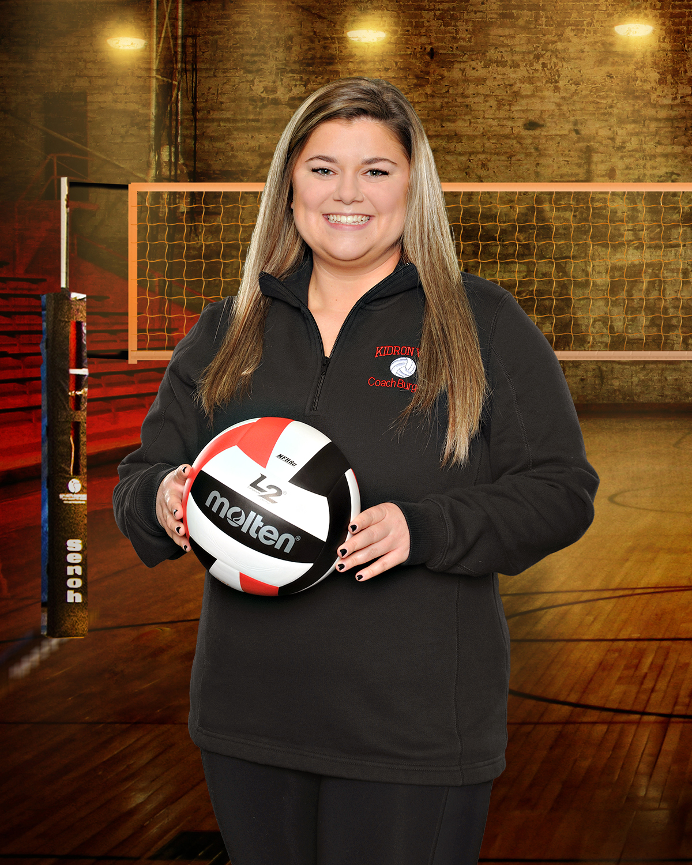 Aimee Burgess - 18s Coach