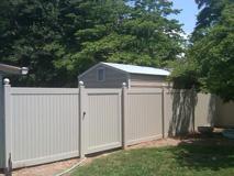 White Fence 3