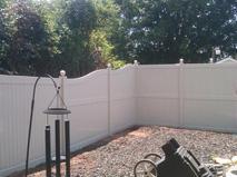 White Fence 4
