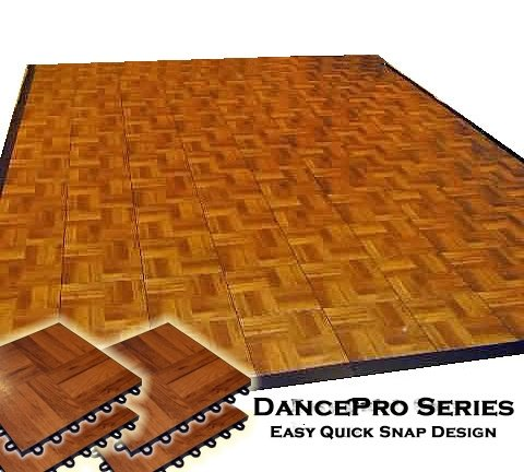 18' x 18' Dance Floor $350/day or weekend