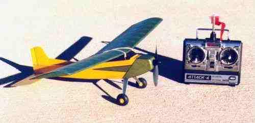 Paul and Ralph Bradley's Model Airplane Hangout - Ralph's