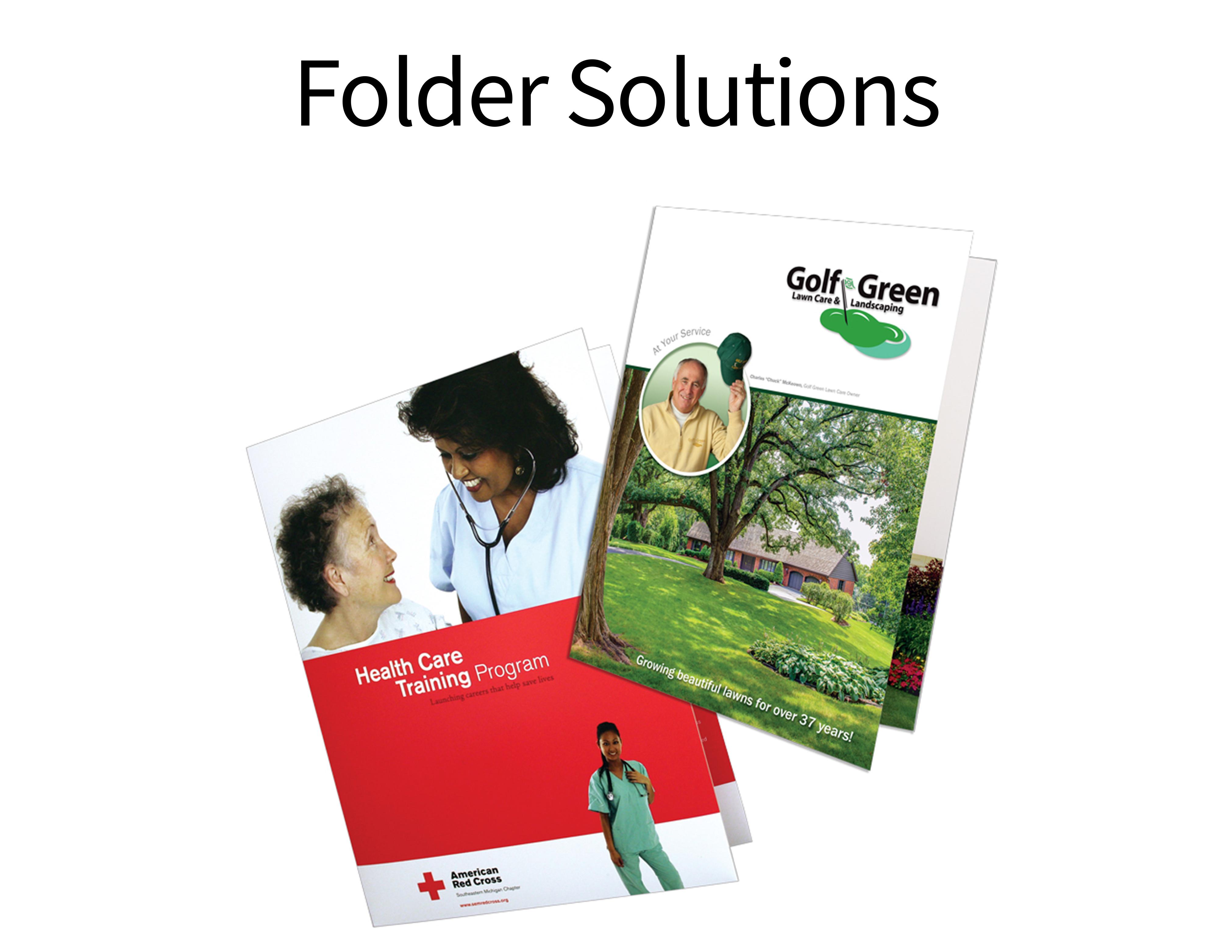 folder solutions