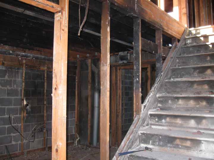Foyer Before Restoration