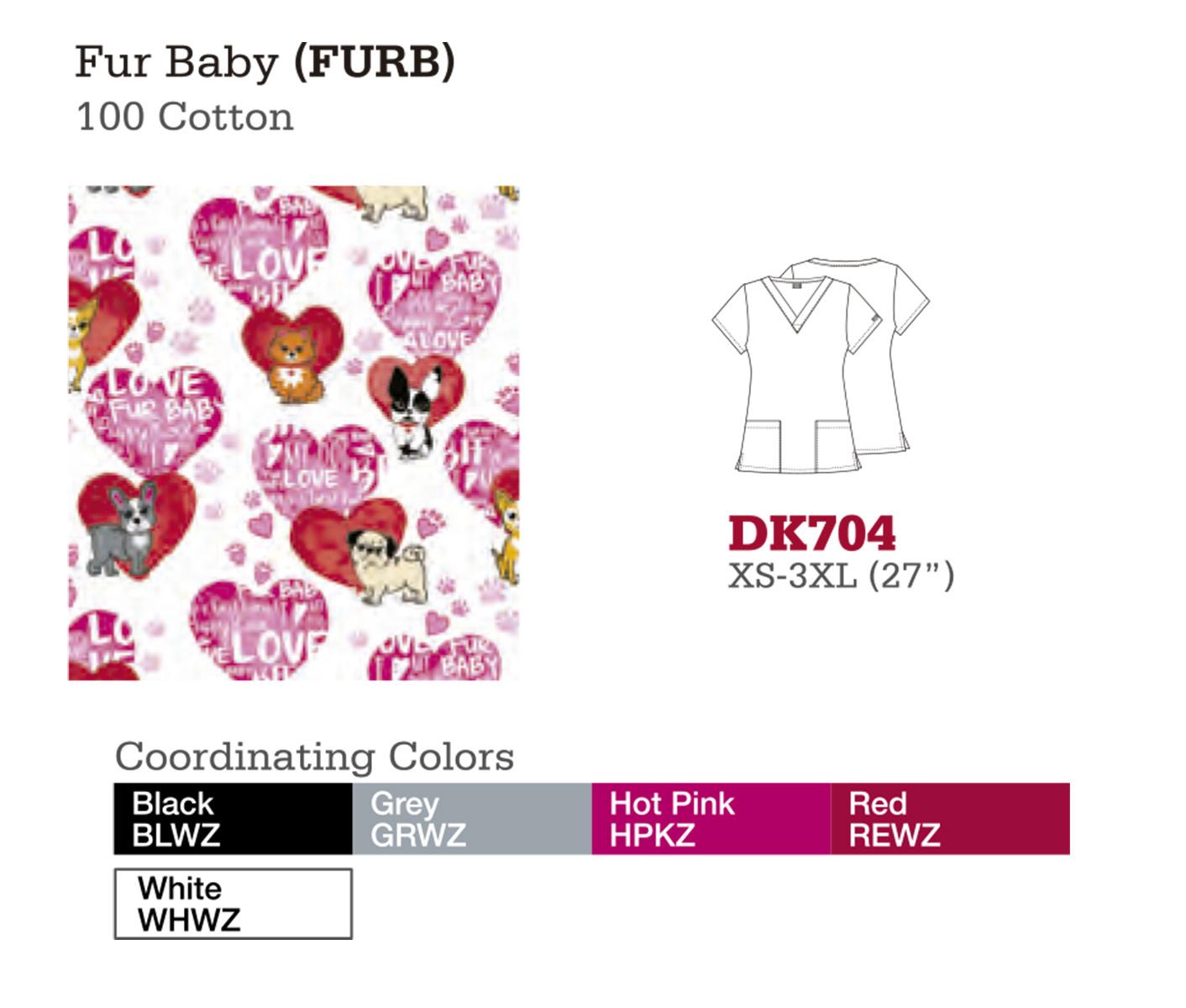 Fur Baby. DK70.