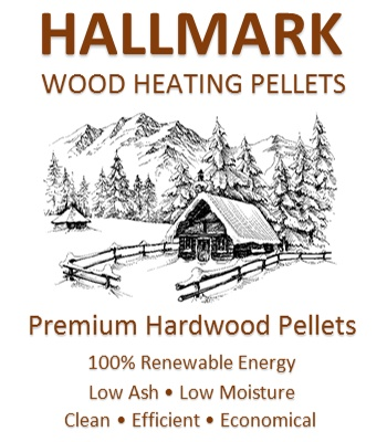 Hallmark Wood Heating Pellets