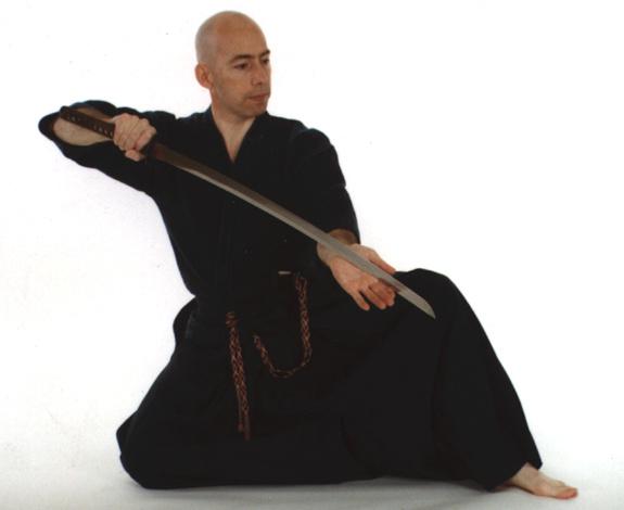 Formal portrait of Power Sensei.