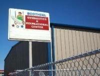 BOOTHEEL GYMNASTICS Signage