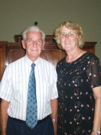 Richard and Cherlene Head