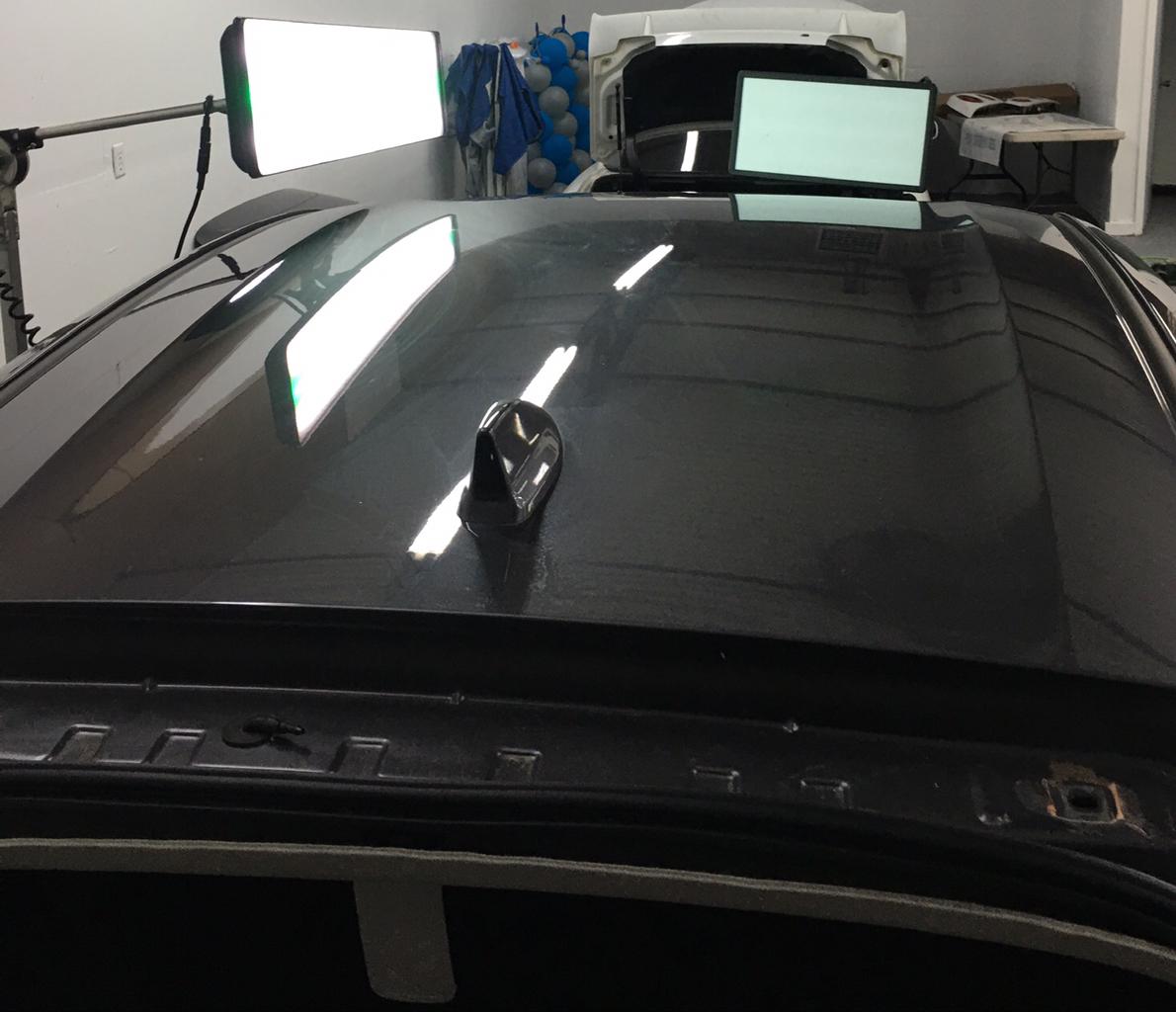 Gray SUV for Repair 1