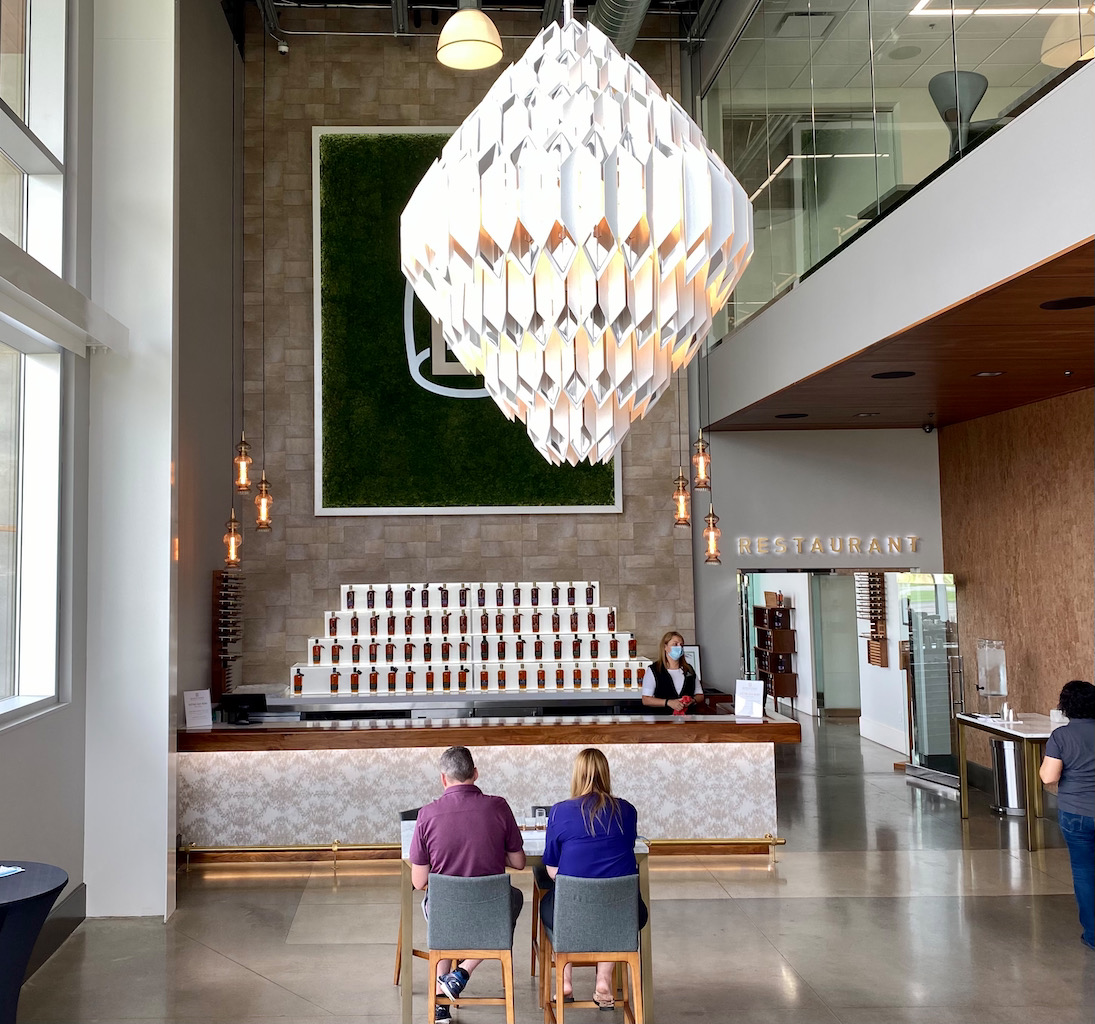 Bardstown Bourbon Company Visitor Center and Tasting Bar