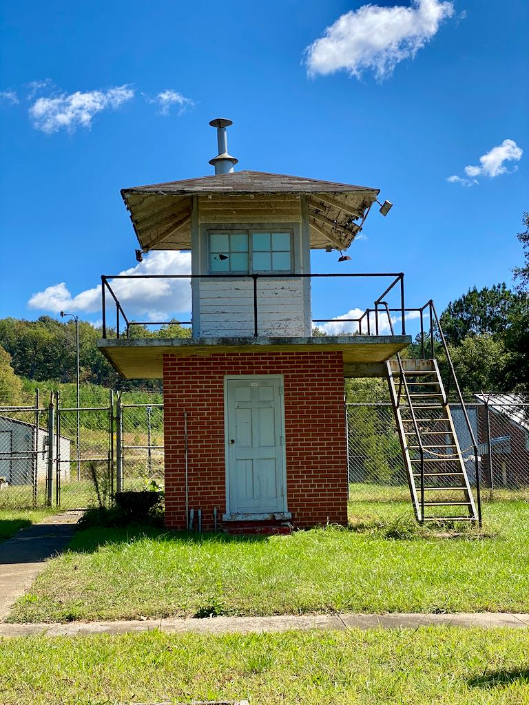 Guard Tower - Southern Grace Distilleries (Whiskey Prison)