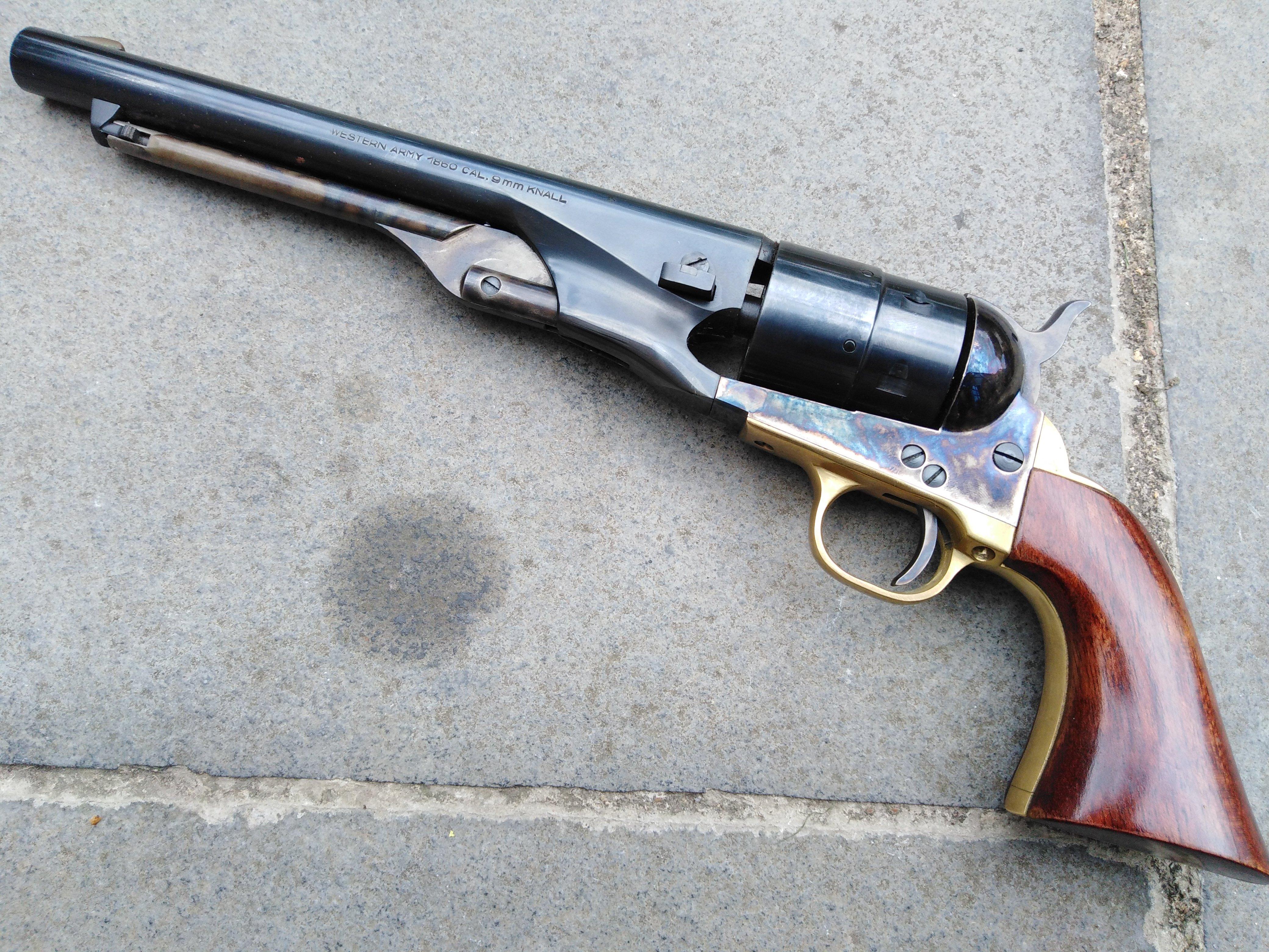 Pietta Colt Army 1860 9mm