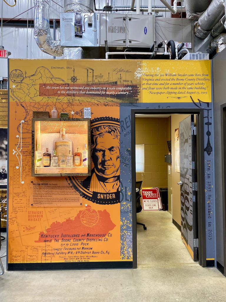 History -Boone County Distilling Company