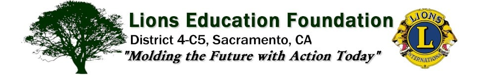 Lions Education Foundation