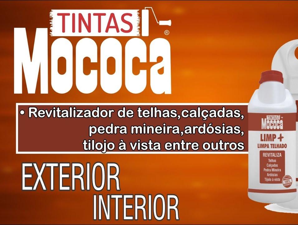 LIMP + REVITALIZADOR TELHAS TIJOLOS  PEDRAS MINEIRA ARDÓSIA
