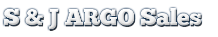 S and J ARGO Sales in Dallas, PA is a registered dealer of ARGO vehicles.