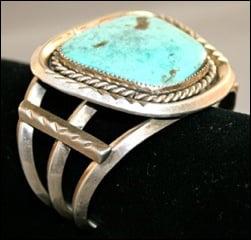 Turquoise Stone Ring 1