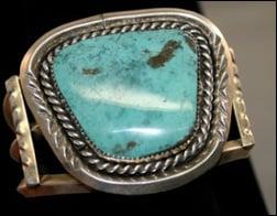 Turquoise Stone Ring 2