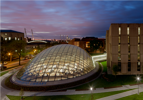 Mansueto Library (University of Chicago)