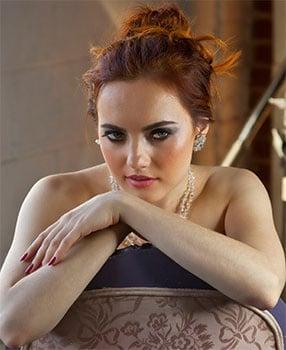 Glamour Makeup 1