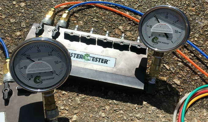 Hose Monster Tester
