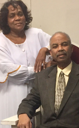 Pastor Tillis and Wife