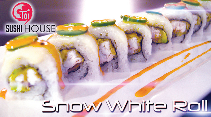 Snow White Roll