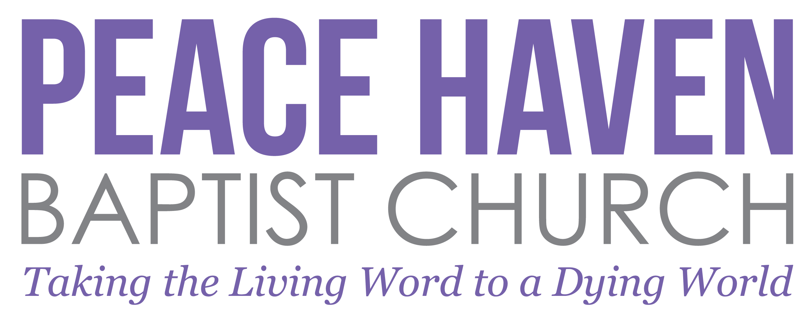 Peace Haven Baptist Church
