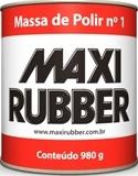 MASSA DE POLIR  NUMERO 1 MAXI RUBBER