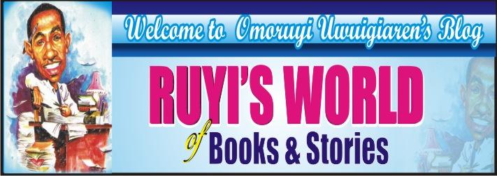 Ruyi's World of Books and Stories.
