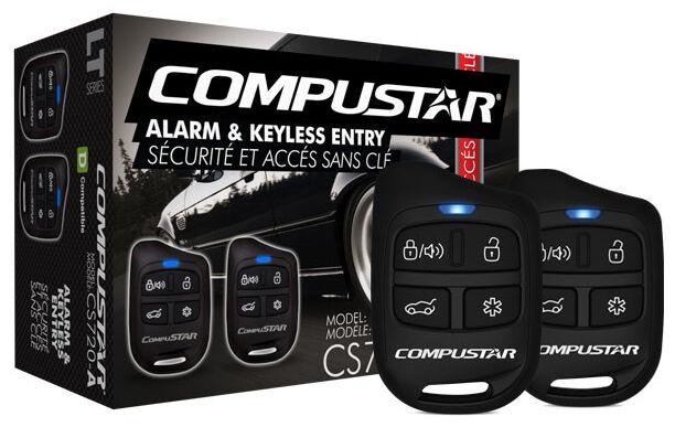 COMPUSTAR Model. CS750-MXA