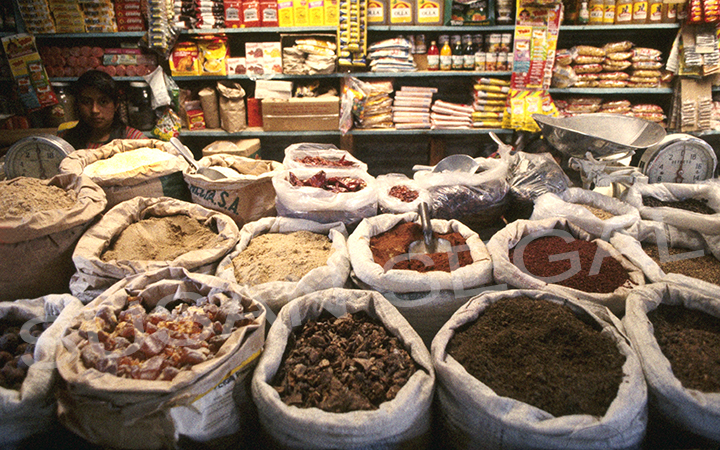 Spice Market - Antigua, Guatemala