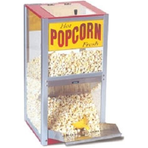 Popcorn Warmer $25/day or weekend