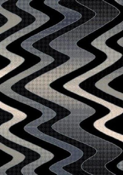 Trendz 866 Shadow (Gray) 5x7