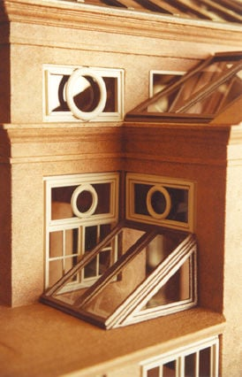 Villa di Luce Detail