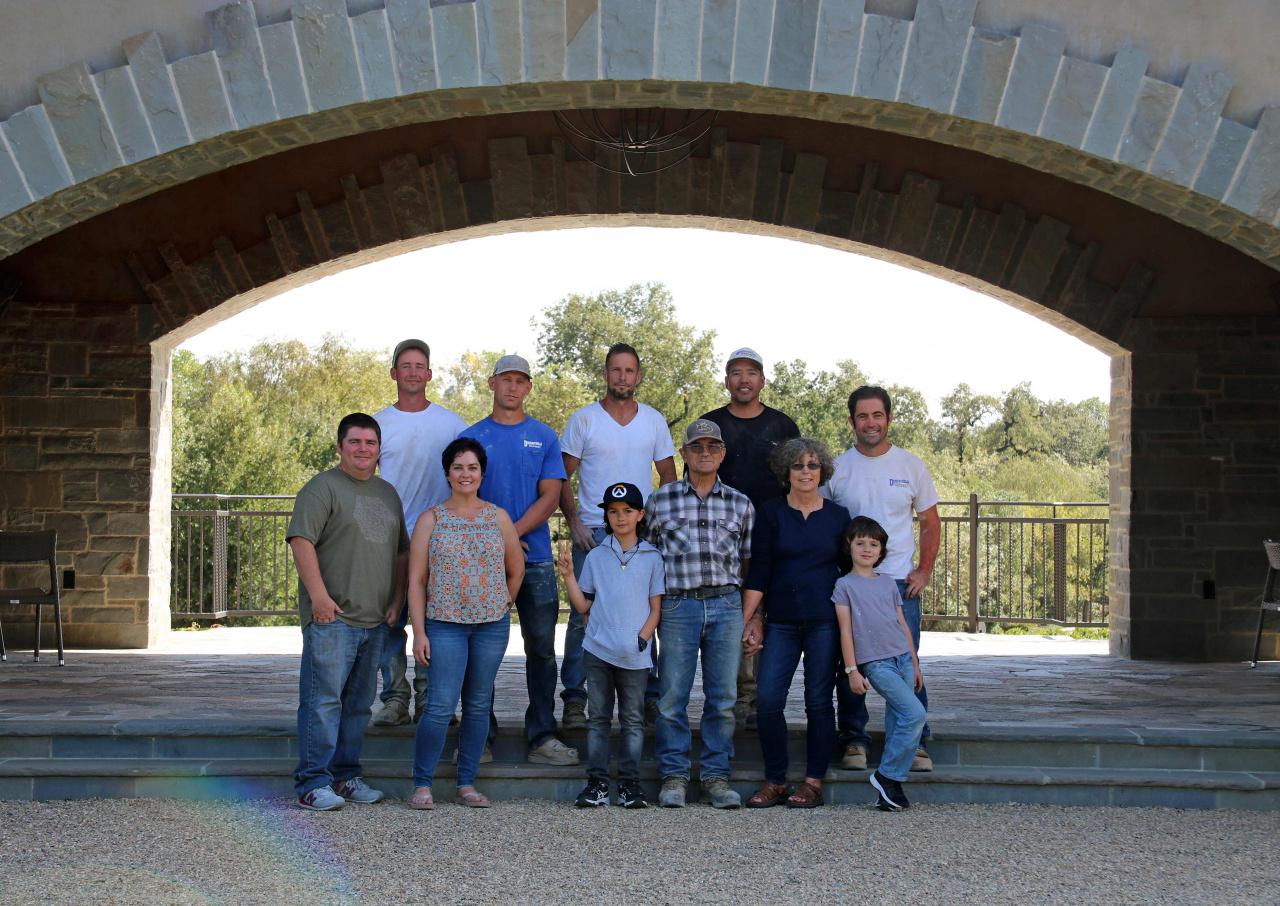 Domenichelli Masonry crew 2019