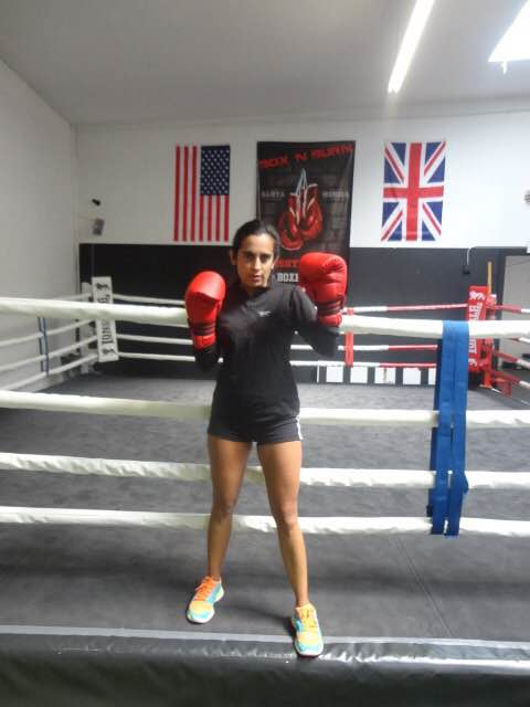 Sanjini Boxing Gloves