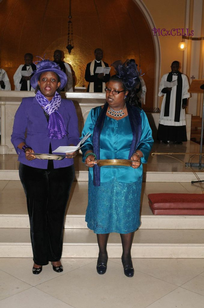 Receivers: Mrs. Dennishia Showers & Mrs. Bridget Johnson