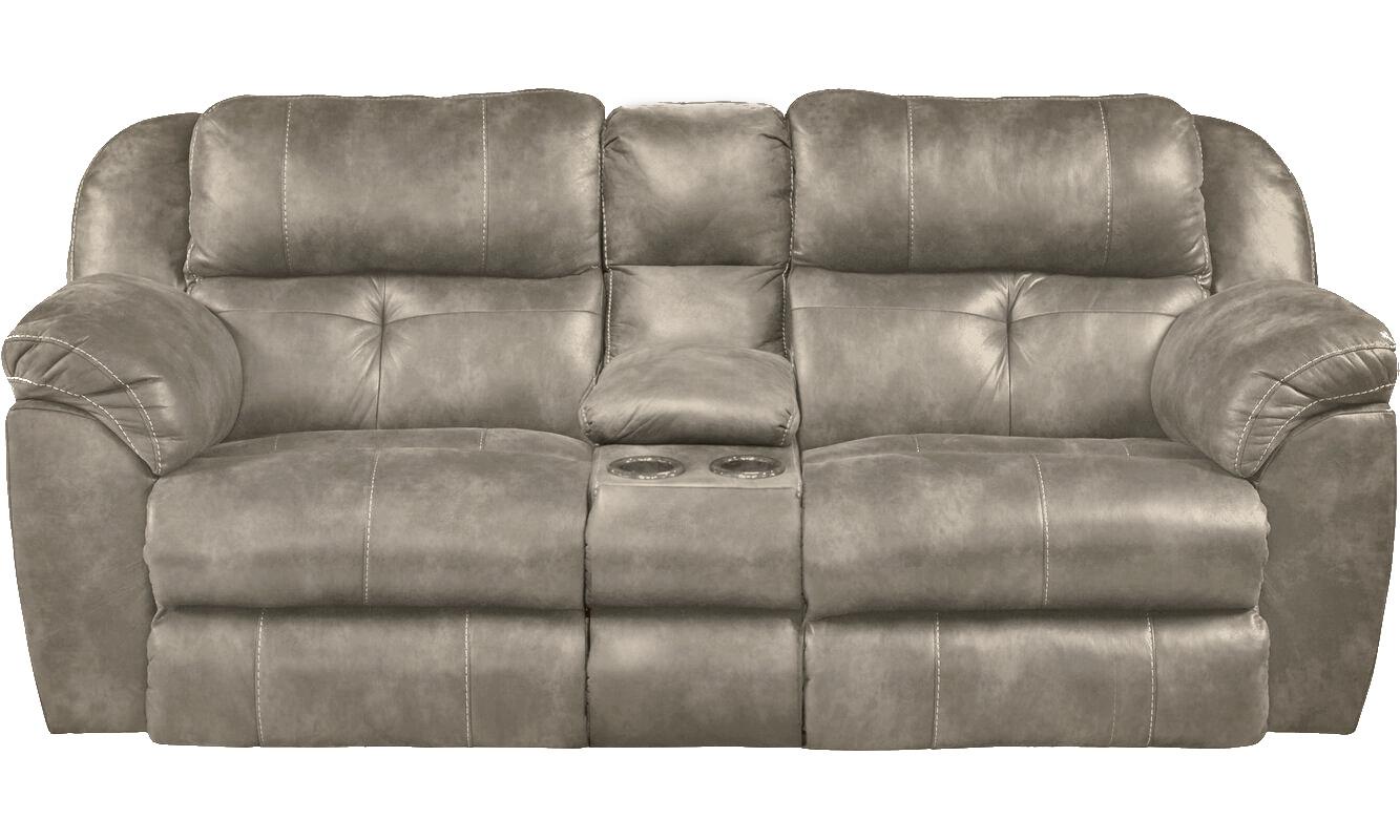 Ferrington Steel Love Seat by Catnapper