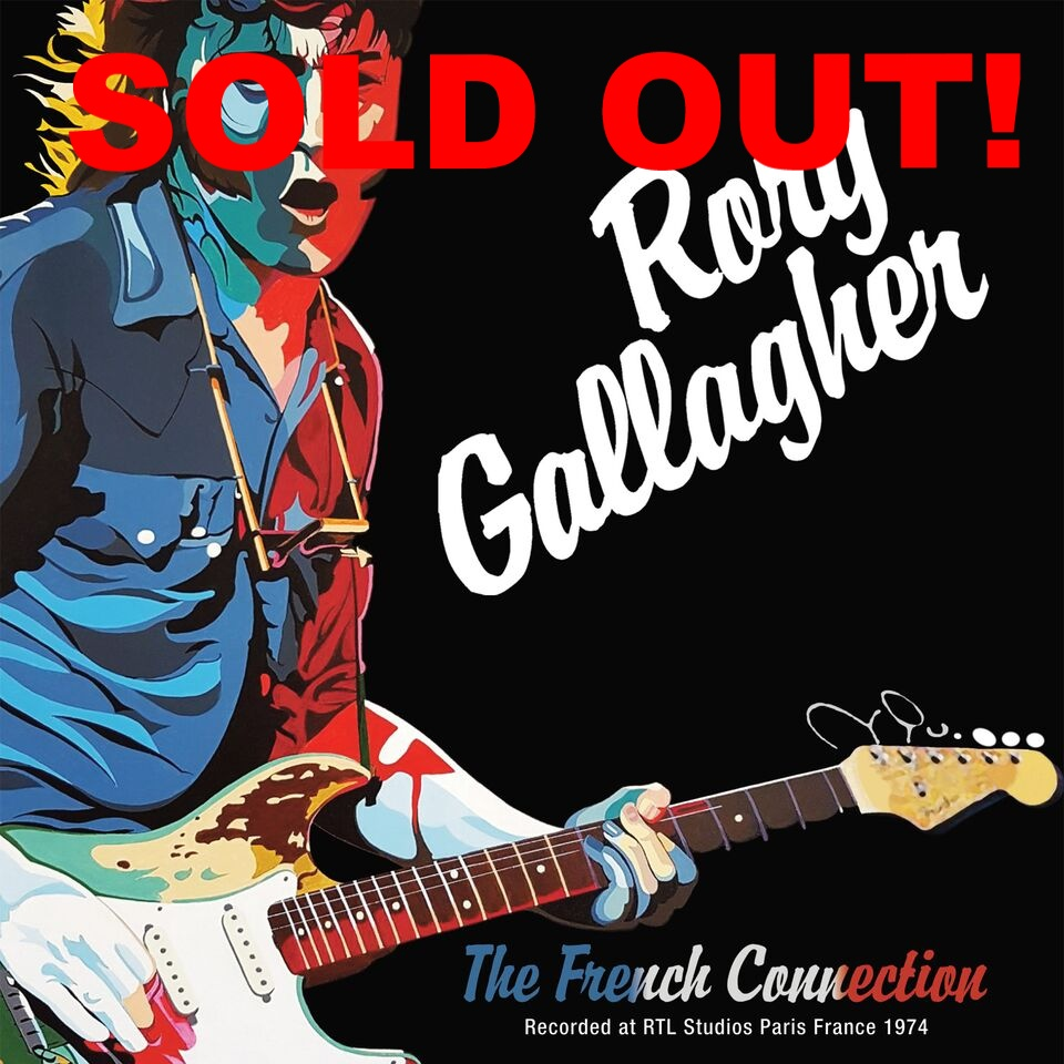 Rory Gallagher - 'French Connection'