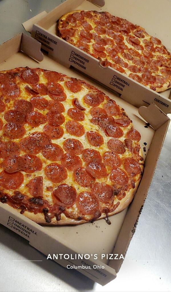 Antolino's Pizza Trophies