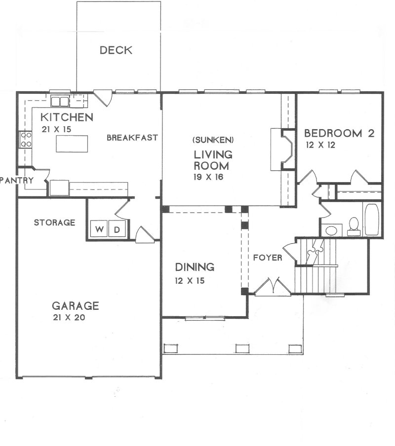 24-30 first floor plan