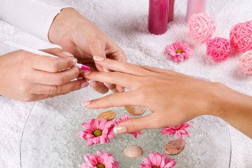 Manicure | Nail Salon in Roanoke, TX