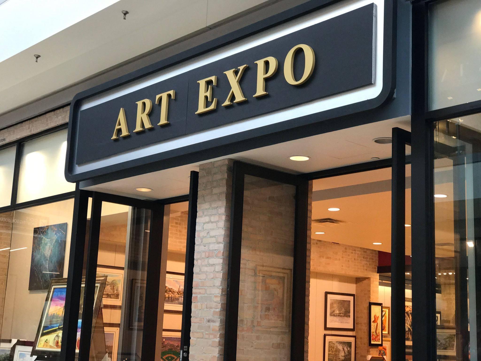 Art Store Signage