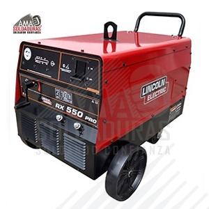 RX550 PRO SOLDADORA PARA ELECTRODO REVESTIDO RX550 PRO 50818-1